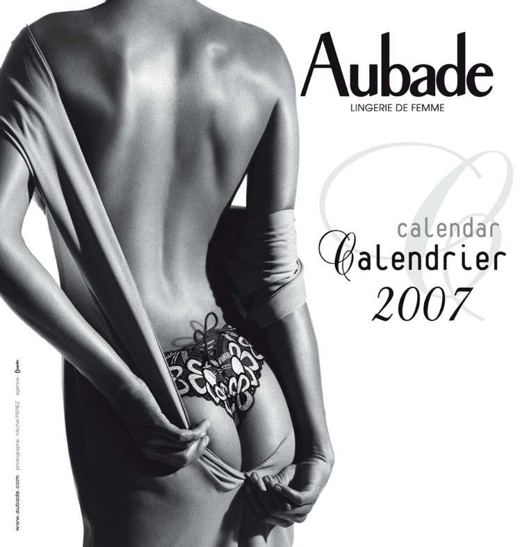 calendrier aubade 2007