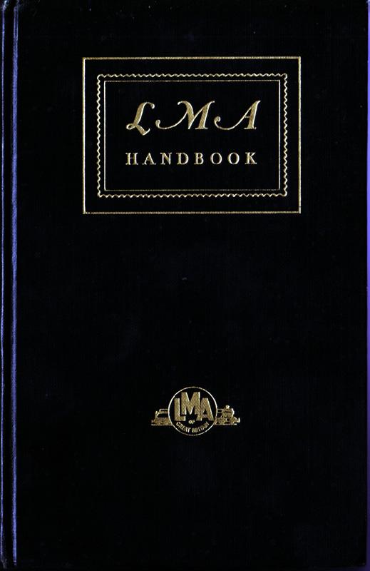 locomotive manufacturers association handbook