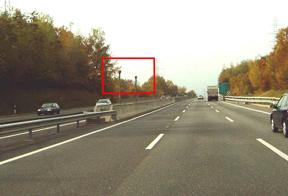 carte radar autoroute a1